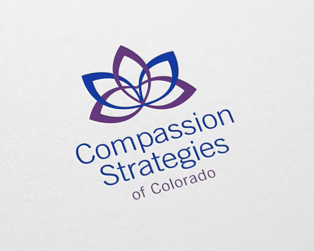 Compassion Strategies logo design