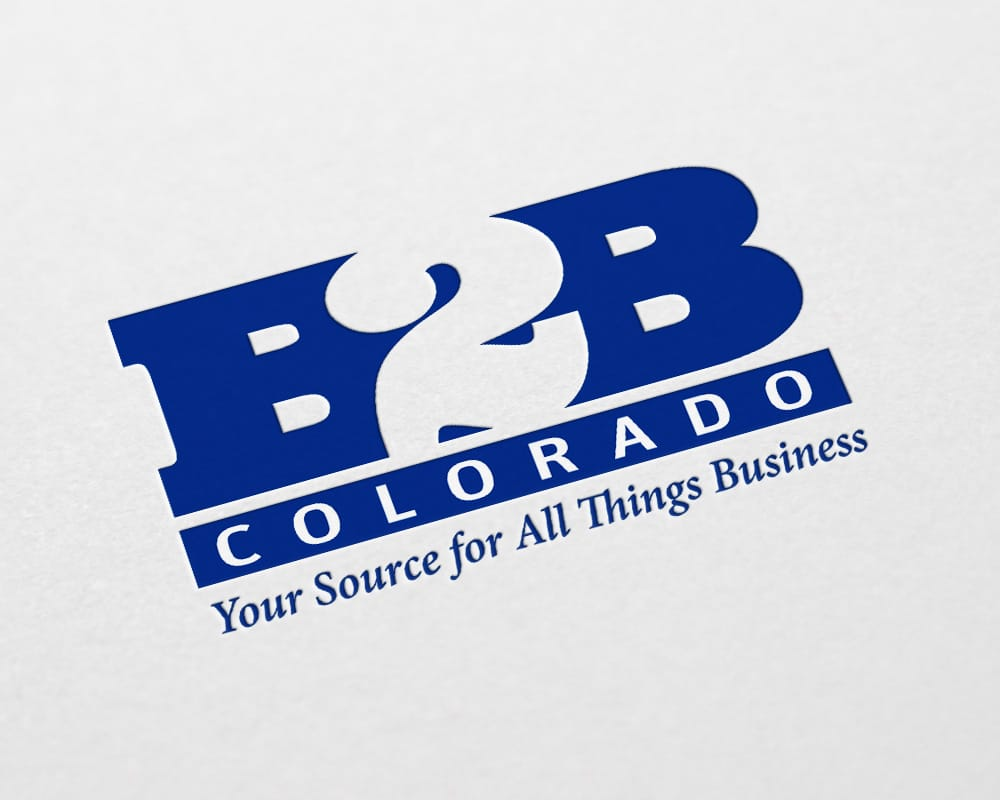 B2B Colorado logo design