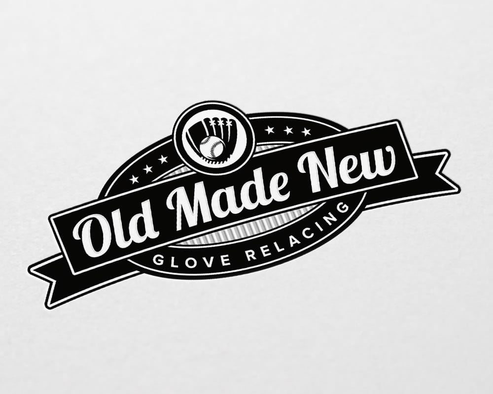 Old Made New logo design